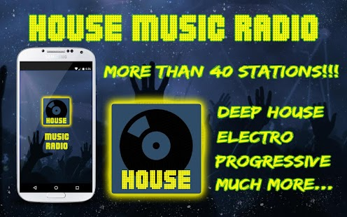 House music radio android apps on google play for Play house music