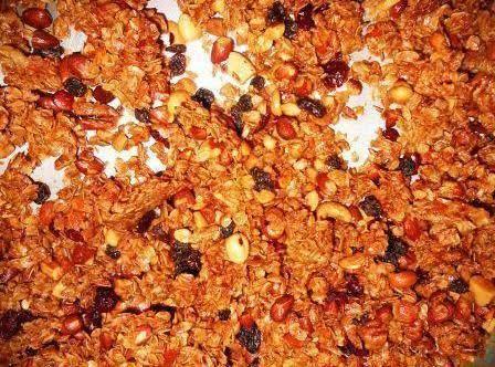 Granola - Make It Yourself! Recipe
