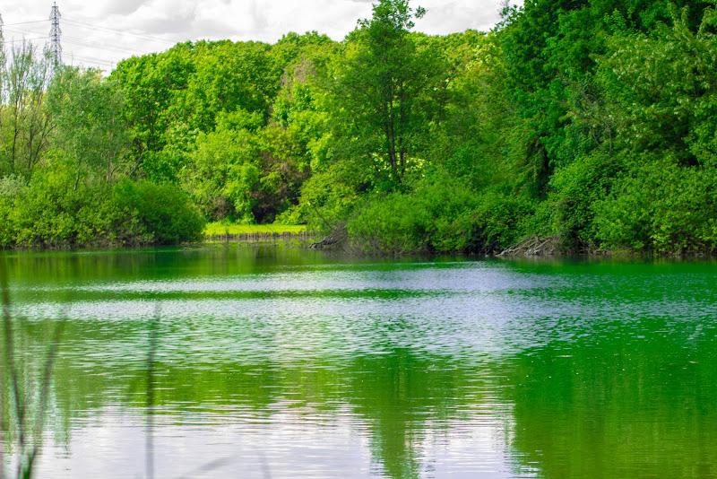 La laguna verde di V:V