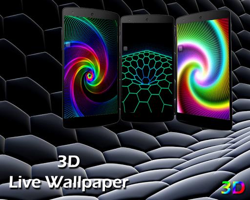 3D Live Wallpaper