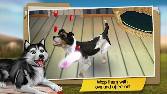 DogHotel – Play with dogs MOD Apk (Unlocked/Unlimited Coins) 3