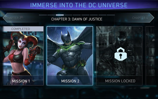 Android/PC/Windows için Injustice 2 Oyunlar (apk) ücretsiz indir screenshot