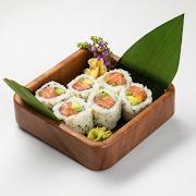 185. Salmon Avocado Roll