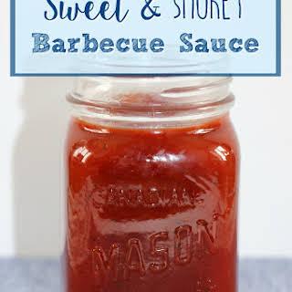 Sweet & Smokey Barbecue Sauce.