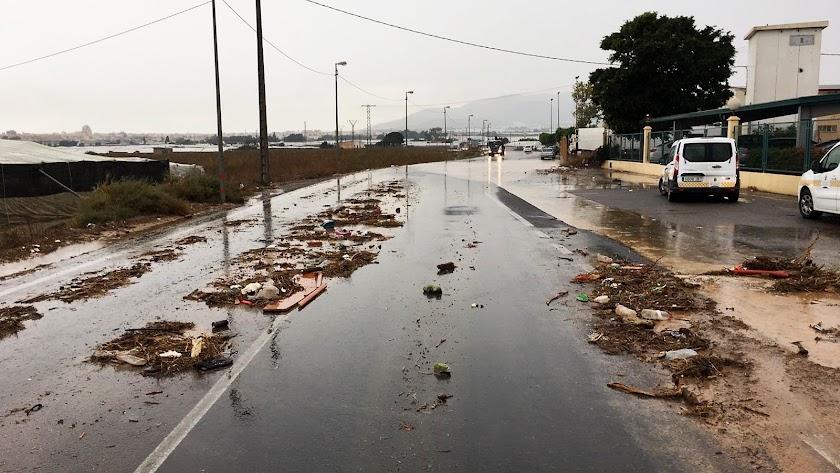 Las inundaciones son cada vez más frecuentes en la provincia