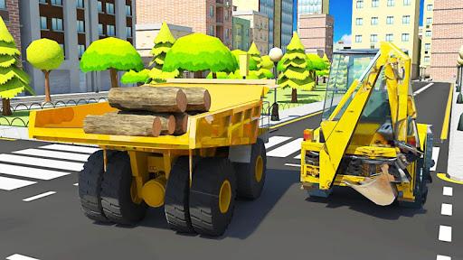Construction Simulator Excavator Game 2020 1.0.4 de.gamequotes.net 5