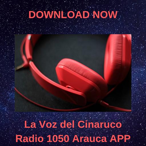 La Voz del Cinaruco Radio 1050 Arauca APP FREE ss1