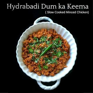 Hyderabadi Dum ka Keema