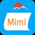 Học tiếng Nhật Mimikara icon