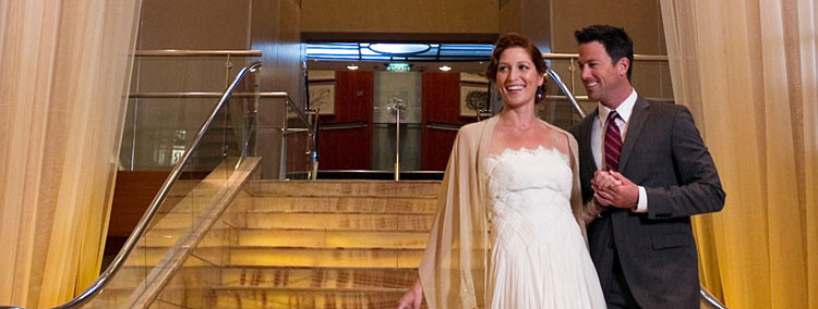 On Celebrity Cruises, choose from an onboard or onshore wedding ceremony, renewal of vows and more.