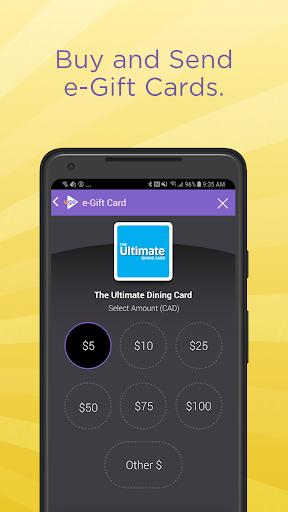 UGO Wallet: Loyalty & Receipts screenshot
