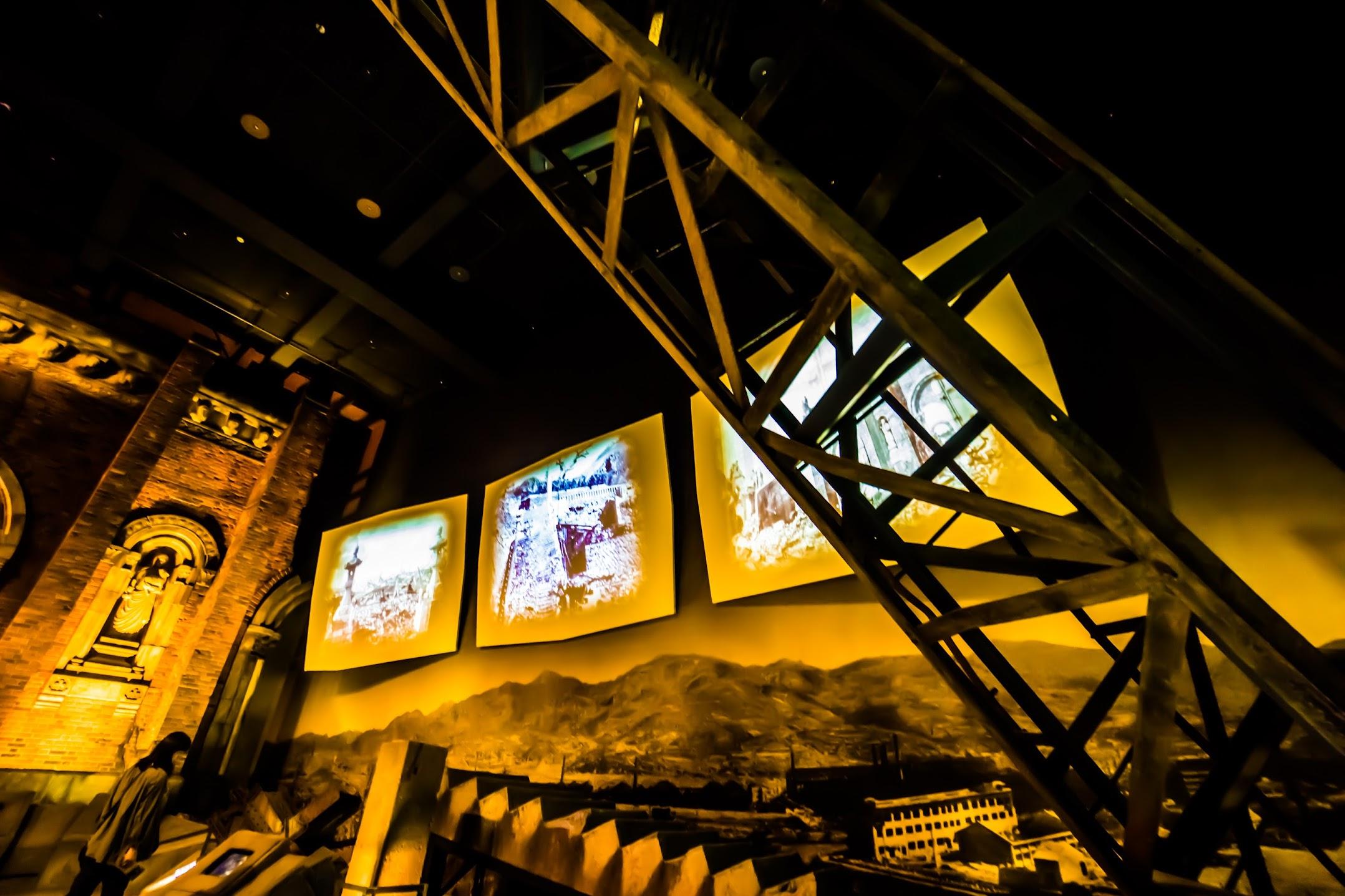 長崎原爆資料館 火の見櫓