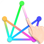 One Line Draw: One Stroke Drawing Puzzle Game
