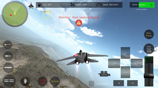 Air Scramble : Interceptor Fighter Jets 1.0.3.21 screenshots 5
