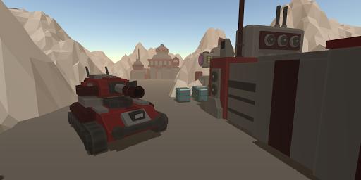 Mini Space Marine(Semi Idle RPG) screenshots 2