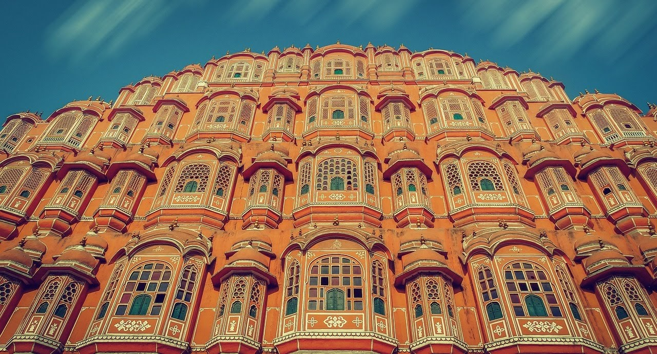 Hawa Mahal, Monuments of India with Images