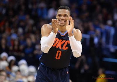 Le Thunder bat le Jazz et prend la tête de la Conférence Ouest !