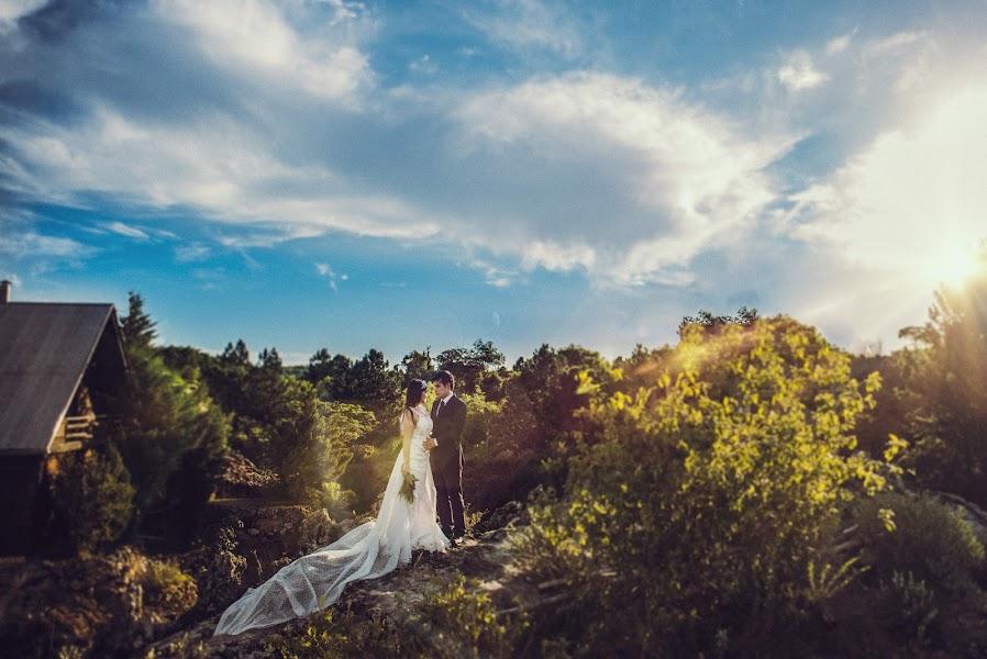 Bröllopsfotograf Ivan Cabañas (Ivancabanas). Foto av 09.03.2019