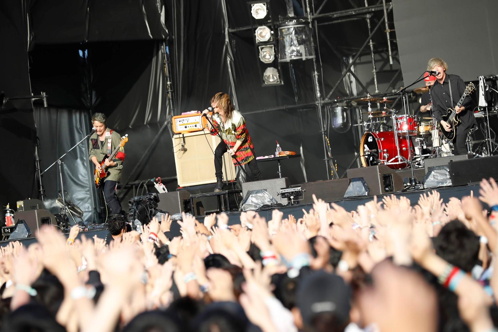 【迷迷現場】 JAPAN JAM 2019  SUPER BEAVER 具動搖人心力量的強大樂團