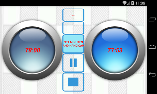 ChessClock 1.0 screenshots 2