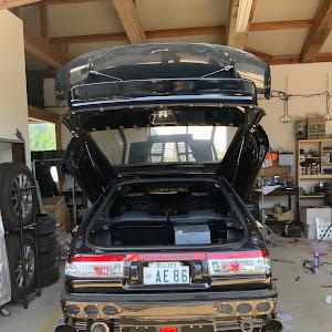 スプリンタートレノ AE86 GT-APEX ブラックリミテッド 61年式のカスタム事例画像 Channel  Yu-さんの2020年08月02日19:19の投稿