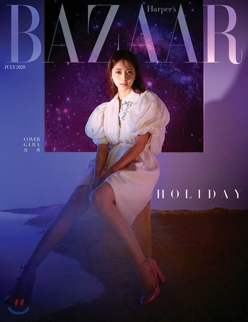 tzuyu magazine