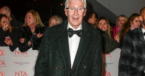 Paul O'Grady says his life is better without TV
