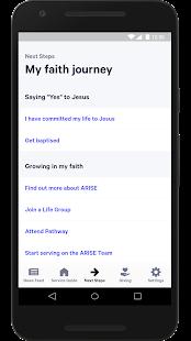 Download ARISE Church For PC Windows and Mac apk screenshot 4