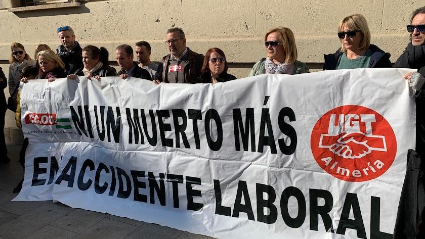 Concentración de los sindicatos.