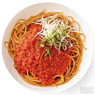 Make-It-Mine Slow Cooker Marinara Sauce