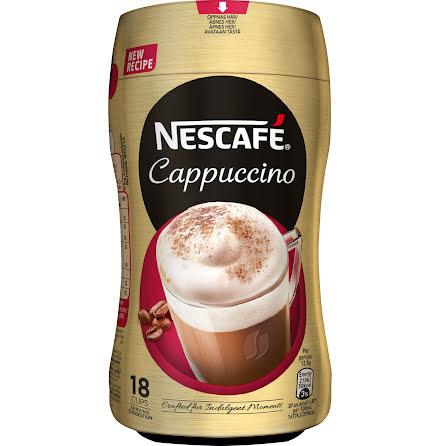 Kaffe Nescafé Cappuccino burk