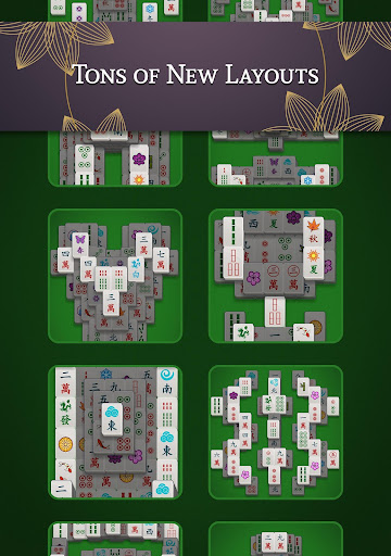 Mahjong Solitaire screenshot 10