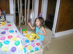 Photo: Sadie says it's yummy