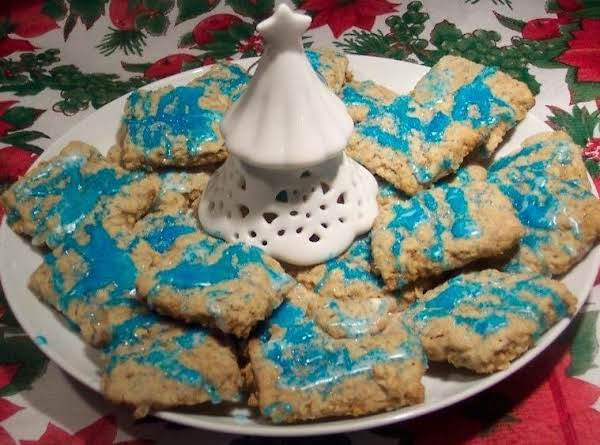 1700-scottish Oat Cakes(my Holiday Version 2012)