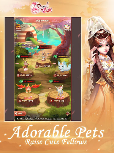 Royal Chaos - The Greatest Royal Romance apktram screenshots 17