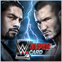 WWE SuperCard: Wrestling Action & Card Battle Game icon