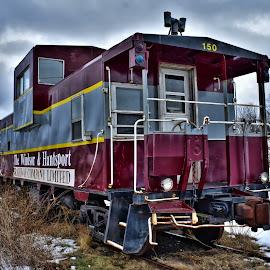 by John Geddes - Transportation Trains