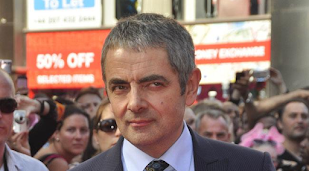 Rowan Atkinson to be dad at 62