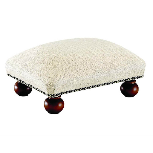 Stuart Jones Strand Foot Stool