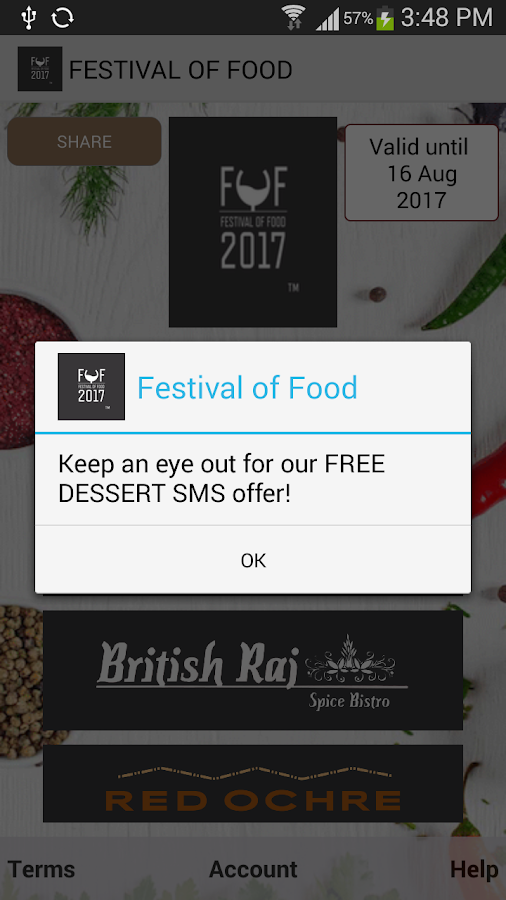 Festival of Food Adelaide- screenshot