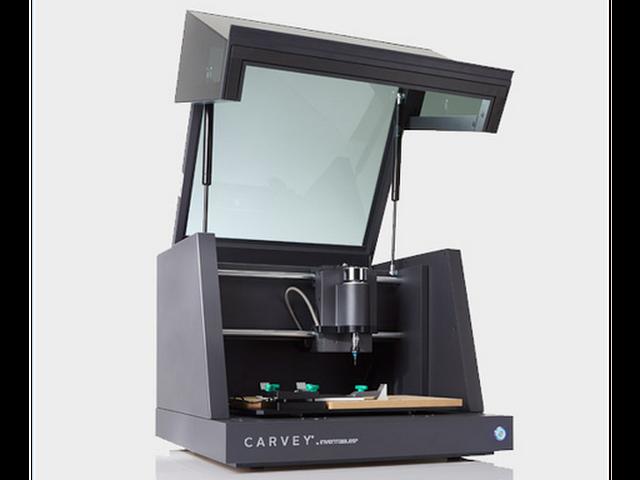 Inventables Carvey 3D Carver | MatterHackers
