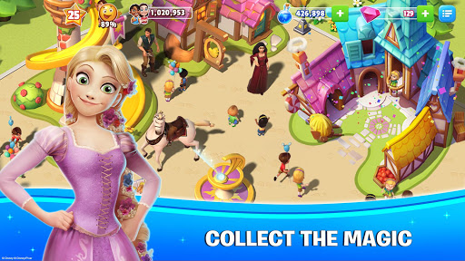 Disney Magic Kingdoms: Build Your Own Magical Park  screenshots 3