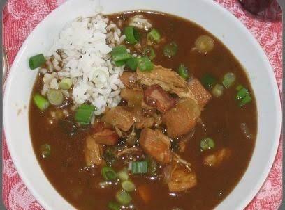 Louisiana Gumbo Recipe