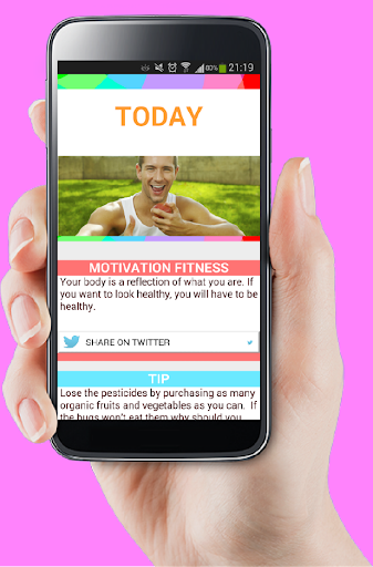 Everyday fitness daily tips