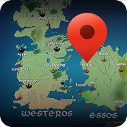 Map for Game of Thrones FREE