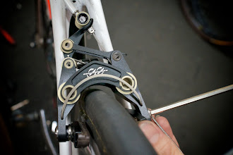 Photo: Bedazzle your bike with these bling bling brakes from EE Cycle Works.