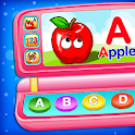Alphabet Laptop - Learn And Play icon