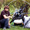 New Paramotor Instructor wins first round of Championships on his Parajet