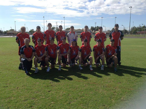 Central Northern, back, Terry Brown, Isaac Smith, Lachlan Davison, Tom Fitzgerald, Pat Magann, Tom Scoble, Tyson Rennie, Ben Middlebrook, front, Rod Bryant, Ryan Meppem, Jye Paterson, Sage Cook, Coby Cornish, Jacob Page, Will Fort and Lachlan Cooke.