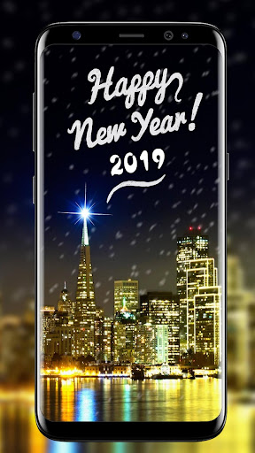 New Year Wallpaper 2019 ud83cudf89 Happy New Year GIF 2019 1.1 screenshots 3